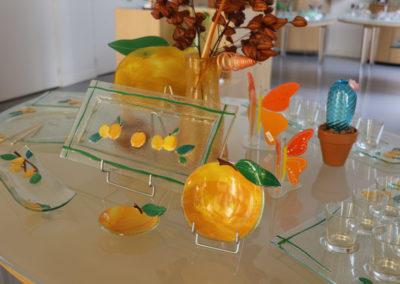 boutique en ligne art verrier Cerfav vannes le chatel mirabelle