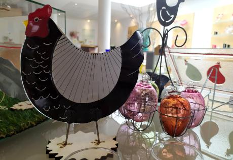 Boutique en ligne des créations en verre signées Vannes-le-Châtel